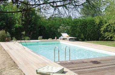 La piscine standard indémodable